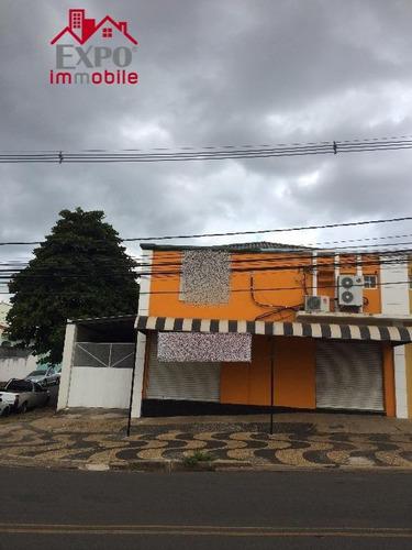 loja comercial para locação, taquaral, campinas. - lo0031