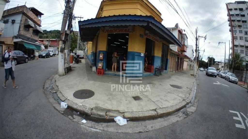 loja comercial  à venda, 192 m² por r$ 495.000 - fonseca - niterói/rj - lo0015