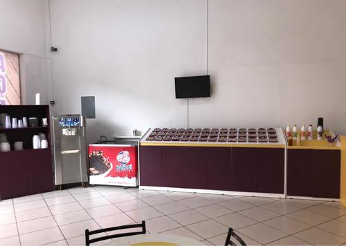 loja de açaí