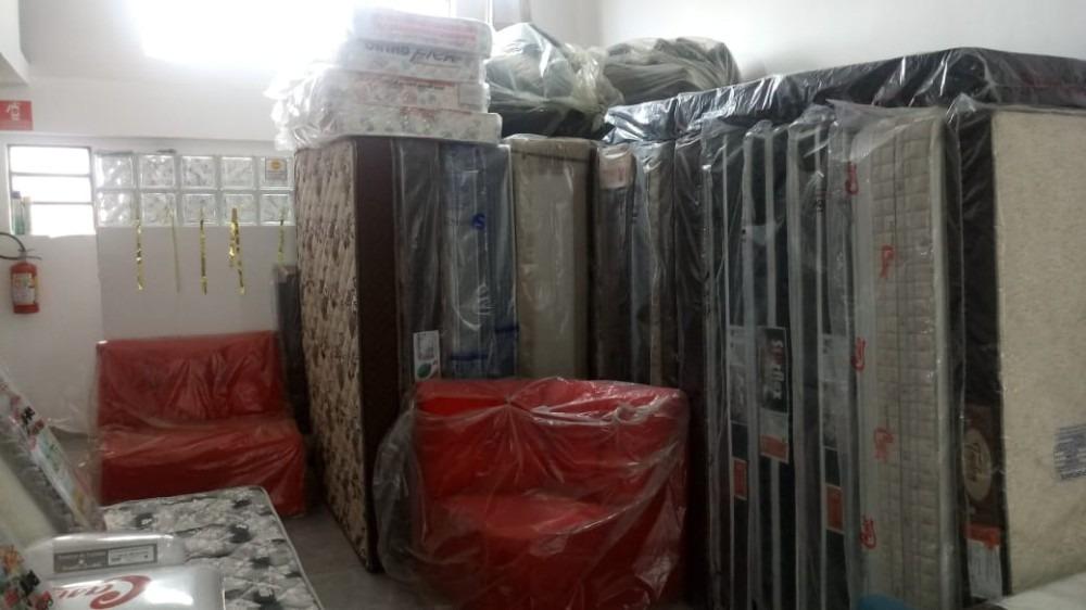 loja de colchões