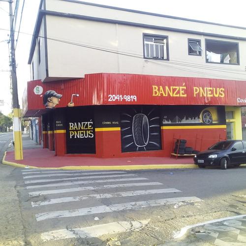 loja de pneus...oportunidade...