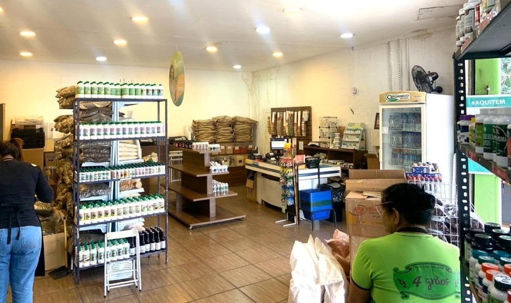 loja de produtos naturais - zona cerealista