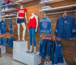 loja de roupas conceituada