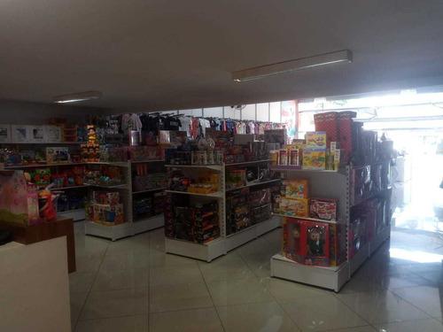 loja de roupas e brinquedos - já funcionando