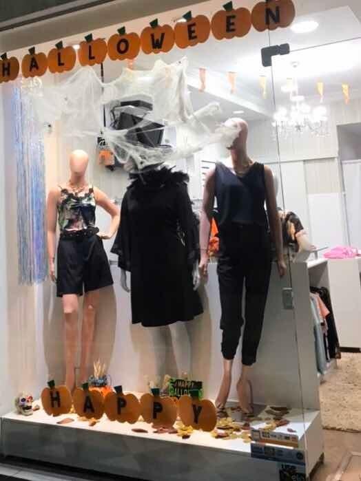 loja de roupas feminina - passo o ponto