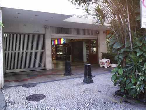 loja  em galeria na melhor rua do jardim botânico