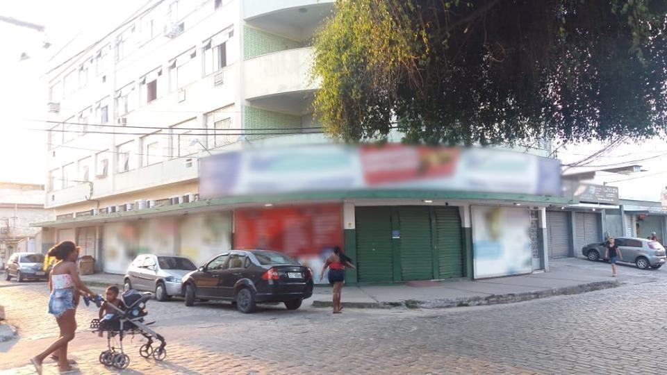 loja em jardim catarina, são gonçalo/rj de 185m² à venda por r$ 800.000,00 - lo215740
