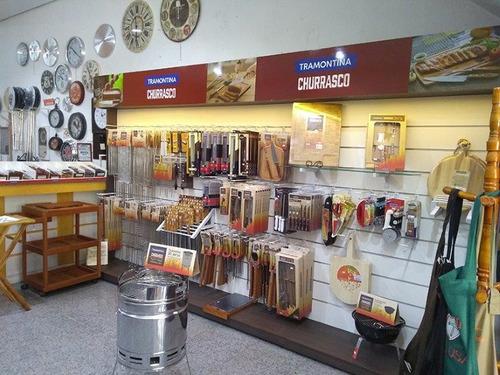 loja especializada em acessórios de churrasco