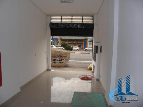 loja - mirandopolis - ref: 311 - v-311