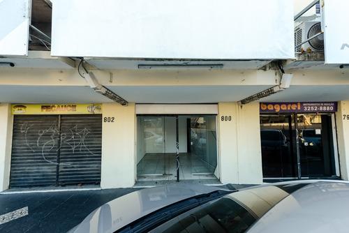 loja na avenida aguanambi com vaga de estacionamento