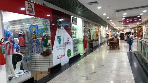 loja no mnaus plaza shopping - 31074
