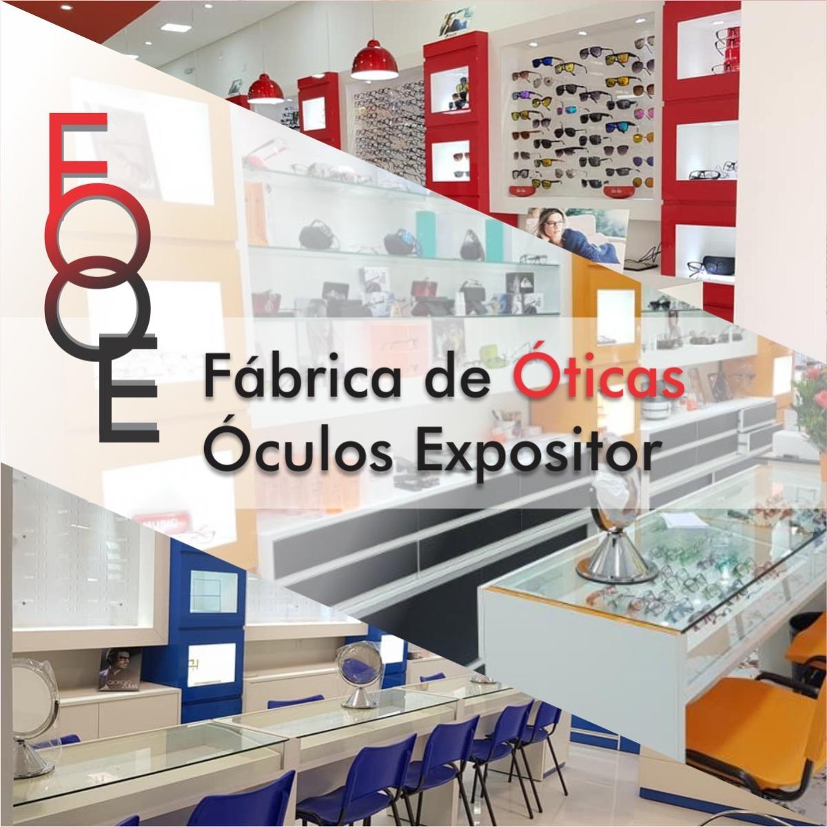 2fd06e60d Loja Otica Completa Moveis E Painéis Para Oticas Luxo - R$ 30.000,00 ...