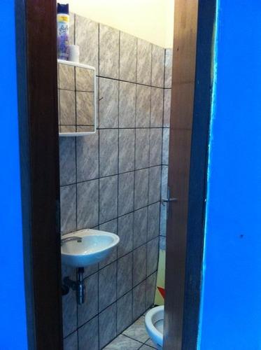 loja + ou - 40 m² com 01 banheiro. novo eldorado - 1259