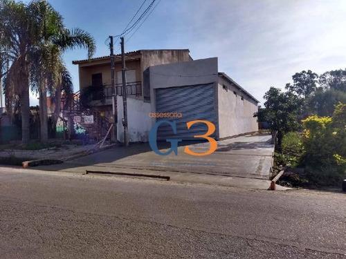 loja para alugar, 100 m² por r$ 2.220/mês - fragata - pelotas/rs - lo0148