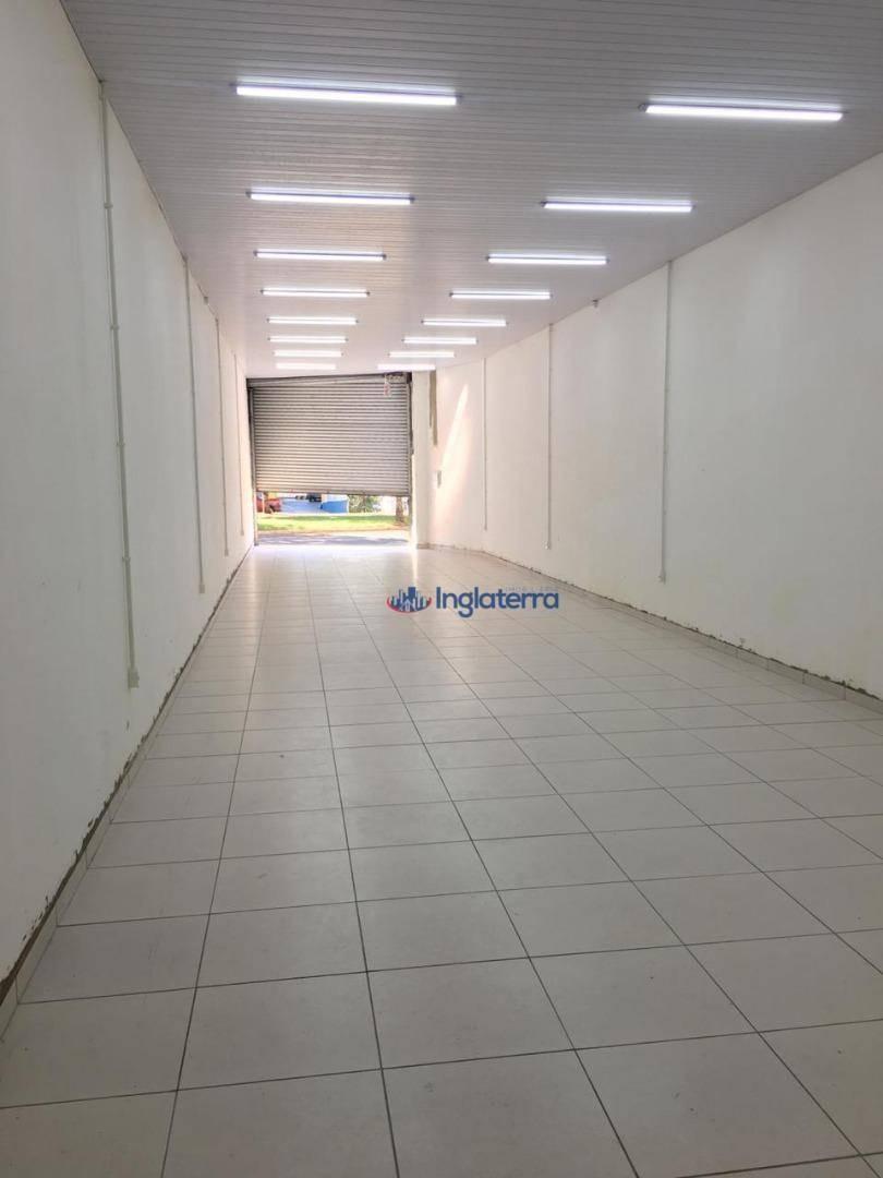 loja para alugar, 150 m² por r$ 2.500/mês - centro - londrina/pr - lo0024