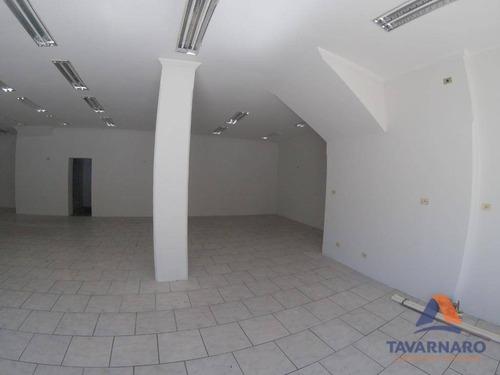 loja para alugar, 169 m² - centro - ponta grossa/pr - lo0135