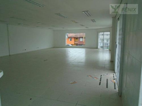 loja para alugar, 180 m² por r$ 6.000/mês - lo0043
