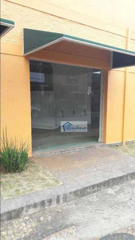 loja para alugar, 186 m² por r$ 8.000/mês - jardim dom bosco - indaiatuba/sp - lo0001