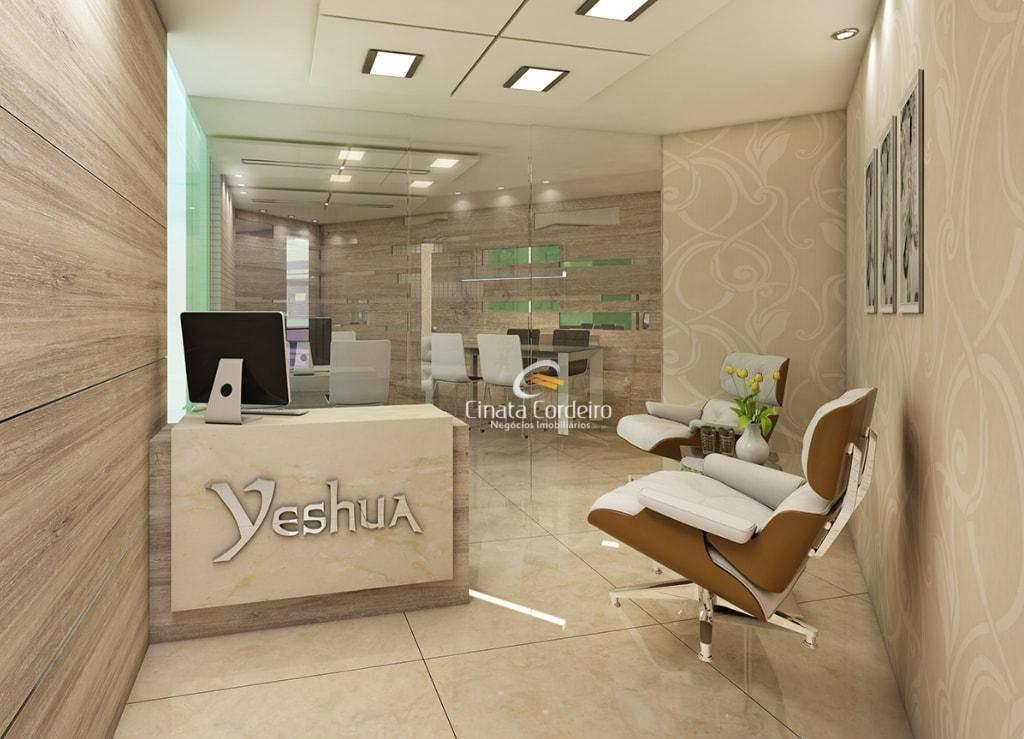 loja para alugar, 21 m² por r$ 1.550,00/mês - intermares - cabedelo/pb - lo0007