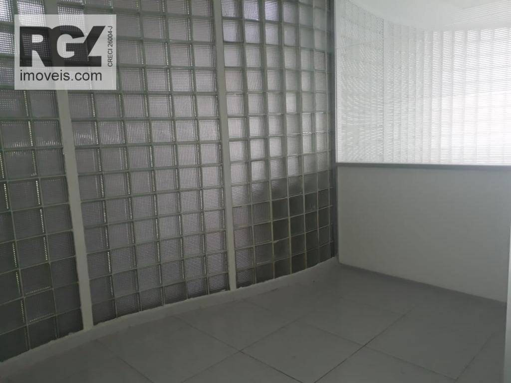 loja para alugar, 250 m² por r$ 5.400/mês - centro - santos/sp - lo0053