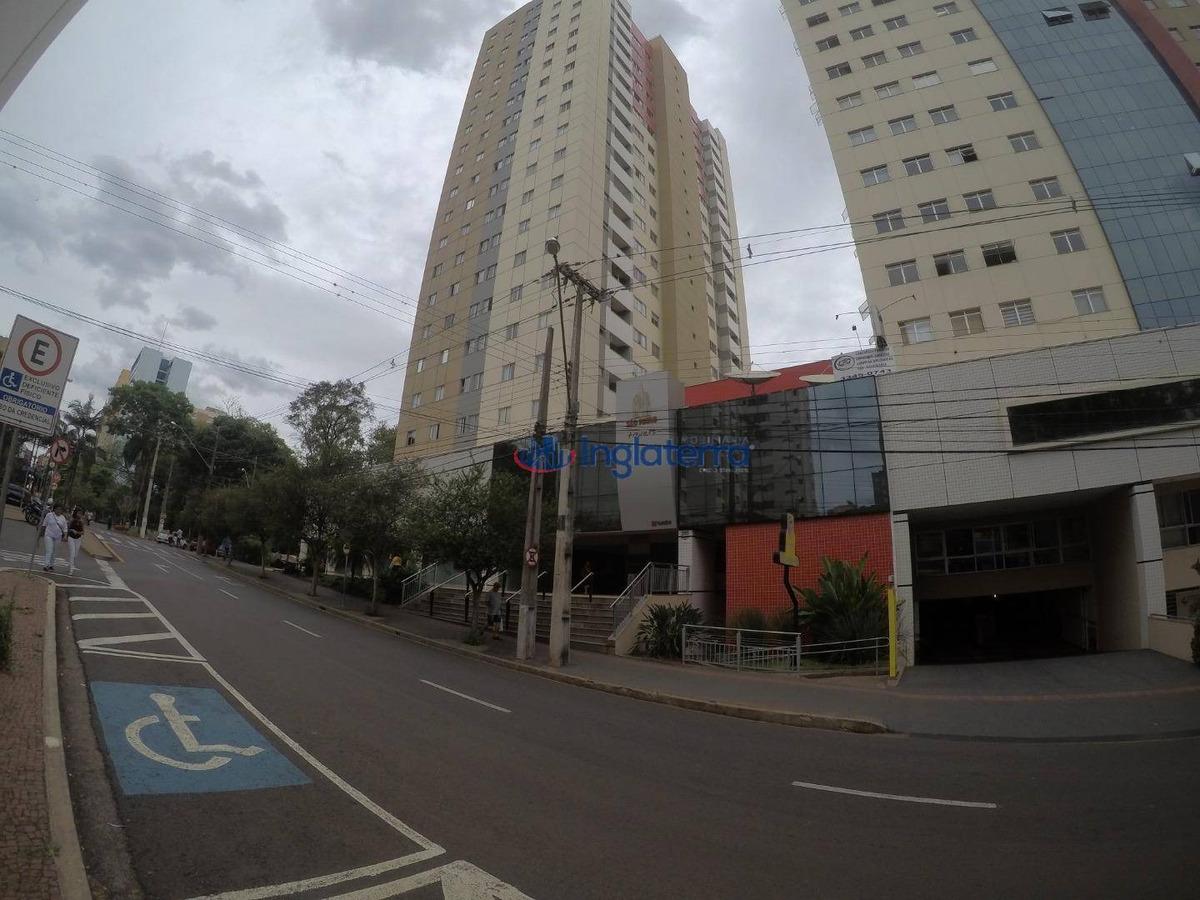 loja para alugar, 44 m² por r$ 1.050,00/mês - centro - londrina/pr - lo0015