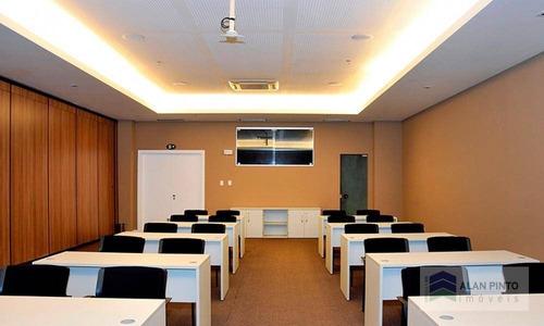 loja para alugar, 65 m² por r$ 4.000/mês - caminho das árvores - salvador/ba - lo0022