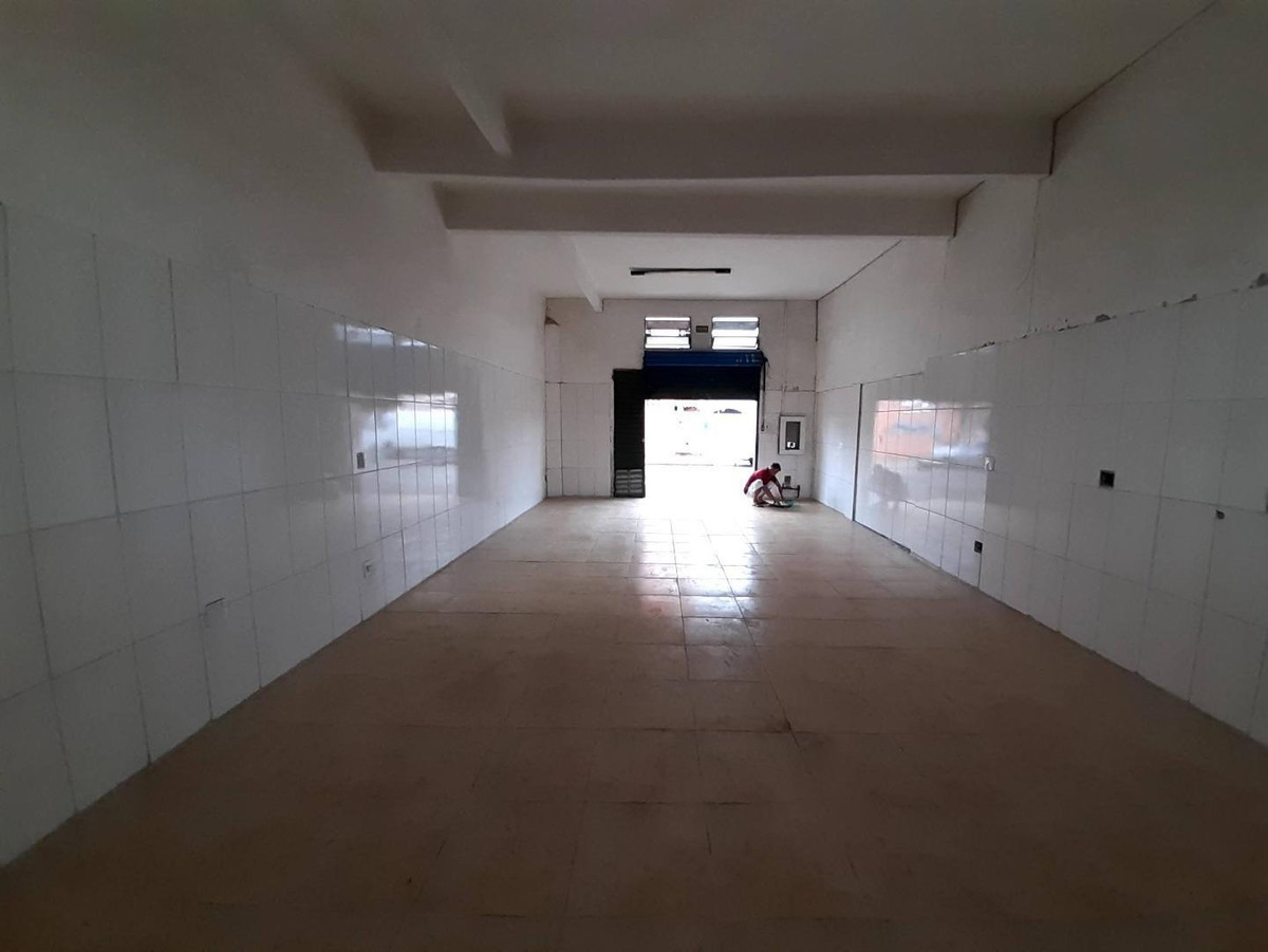 loja para alugar, 71 m² por r$ 1.820/mês - tupi - praia grande/sp - lo0001