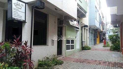 loja para alugar, 80 m² por r$ 3.500/mês - condomínio centro comercial alphaville - barueri/sp - lo0534