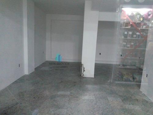 loja para alugar no bairro campo grande em rio de janeiro - - loja centro cg-2