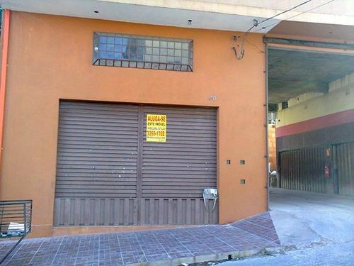 loja para alugar no santa cruz industrial em contagem/mg - 1047