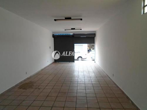loja para alugar, por r$ 2.300/mês - setor campinas - goiânia/go - lo0130