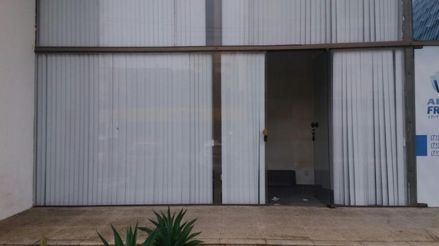 loja para locação em salvador, pituba, 1 dormitório, 1 banheiro, 1 vaga - 698