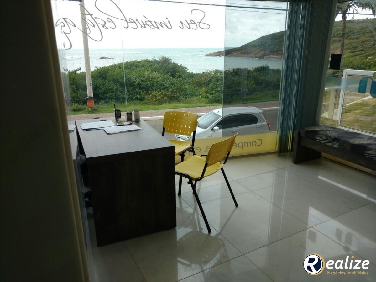 loja para venda de frente para o mar em peracanga/ bacutia - ens002 - 33341853