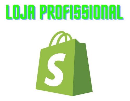 loja profissional/ecommerce e dropshipping