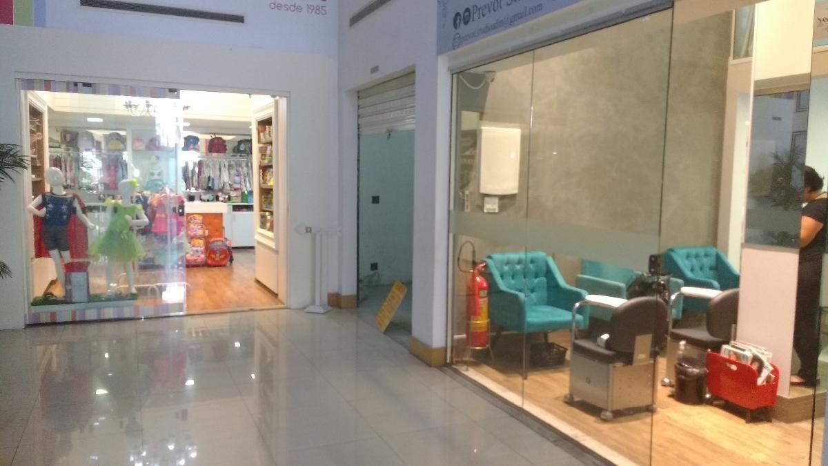 loja santa rosa, premier office, com mezanino. 1ª locação. - 573