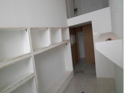 loja terrea com mezanino 50,60m2 na pituba - uni303 - 32889022