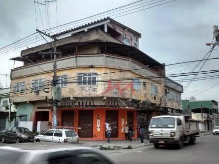 loja à venda, 100 m² por r$ 180.000,00 - coelho - são gonçalo/rj - lo0001