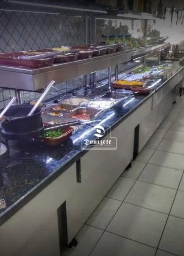 loja à venda, 150 m² por r$ 449.000,00 - centro - santo andré/sp - lo0076