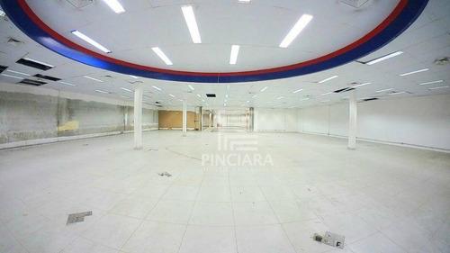 loja à venda, 1637 m² por r$ 3.700.000 ou aluguel por r$ 22.900/mês- piratininga - niterói/rj - lo0043