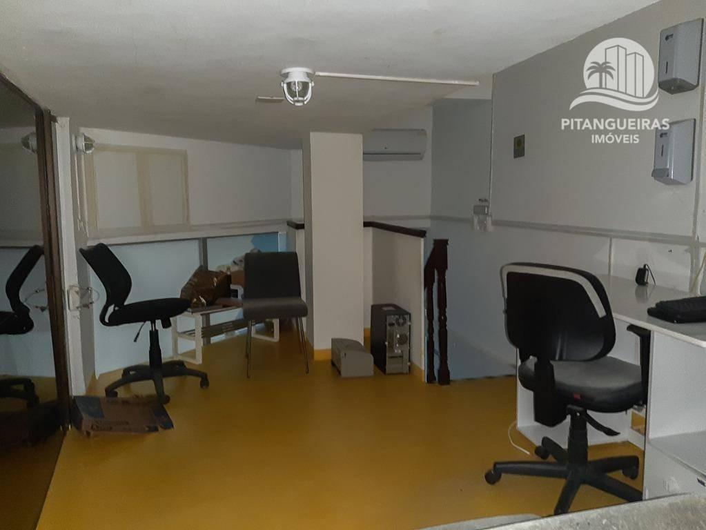 loja à venda, 20 m² por r$ 190.000,00 - pitangueiras - guarujá/sp - lo0019