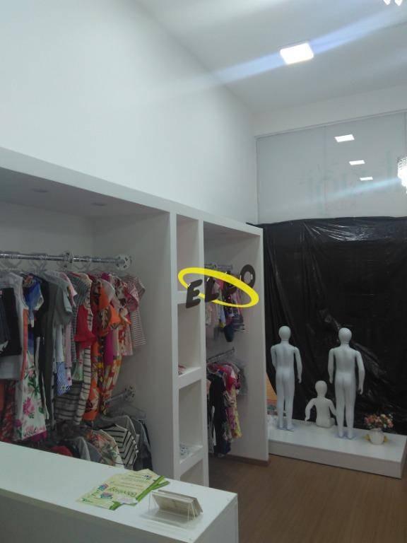 loja à venda, 25 m² por r$ 90.000,00 - jardim da glória - cotia/sp - lo0023