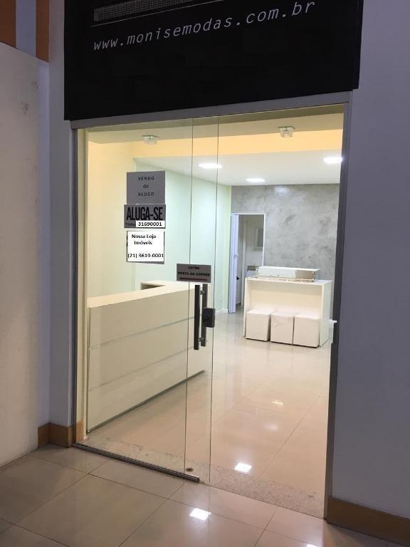 loja à venda, 25 m² - santa rosa - niterói/rj - lo0074