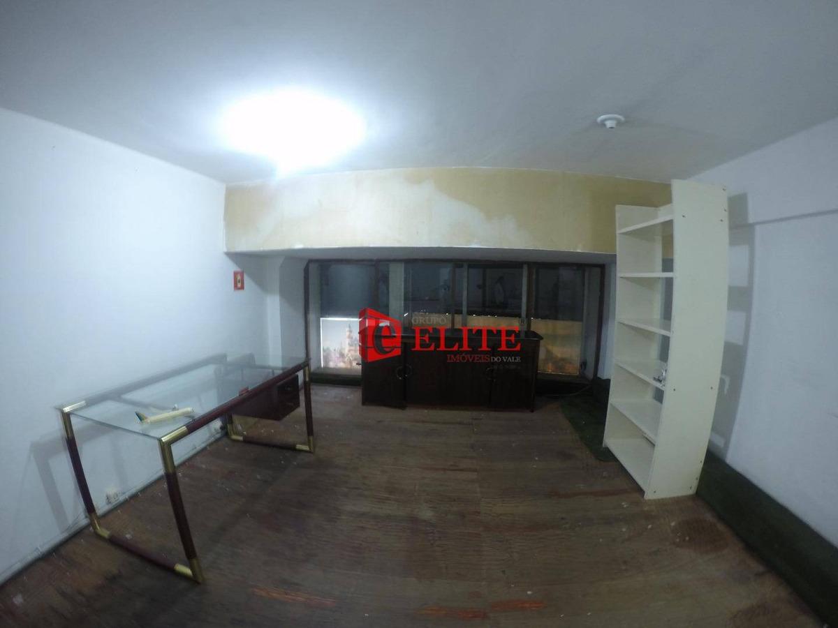 loja à venda, 43 m² por r$ 201,400 - jardim são dimas - são josé dos campos/sp - lo0008