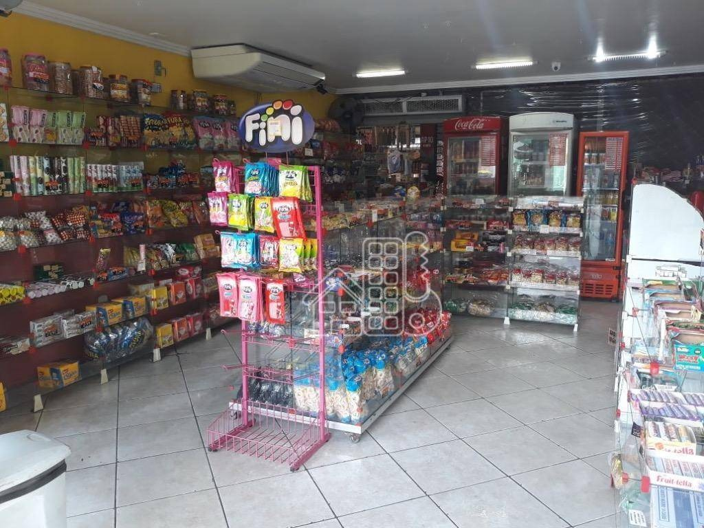 loja à venda, 70 m² por r$ 155.000 - barreto - niterói/rj - lo0079