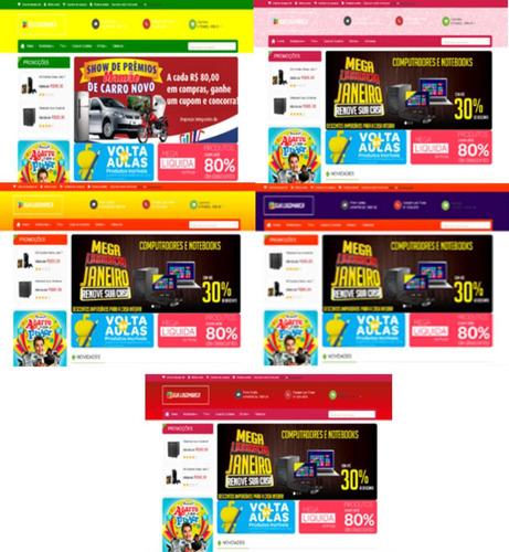 loja virtual 2014/2015 completa + instalação, suporte total