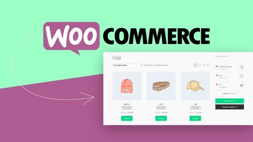 loja virtual com woocommerce do wordpress