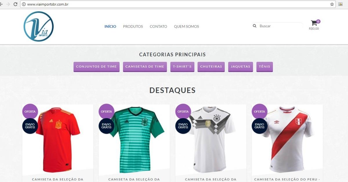 loja virtual de artigos esportivos faturando - dropshipping. Carregando  zoom. 8bb71f24da67e
