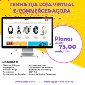 b5f23e40ee9ad8 Comprar Loja Virtual Pronta, Alugar Loja Virtual - Informática ...