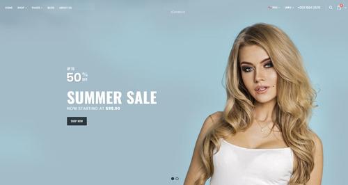 loja virtual e-commerce wordpress - kit 25 temas