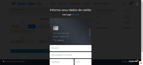 loja virtual p/ celulares e acessórios com 1 ano de hospedag